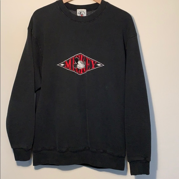 Disney Other - Vintage Mickey Mouse co 1990s Large sweatshirt